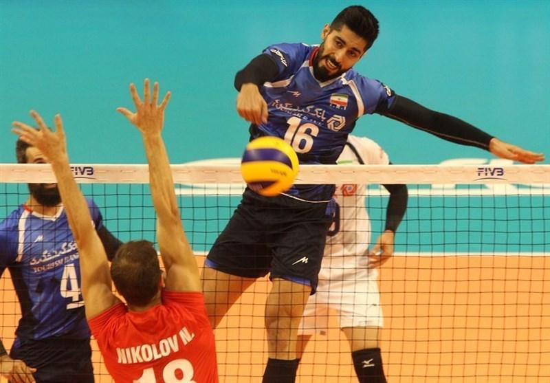 از بلغارستان، نتایج کامل دیدارهای روز سوم و جدول مسابقات