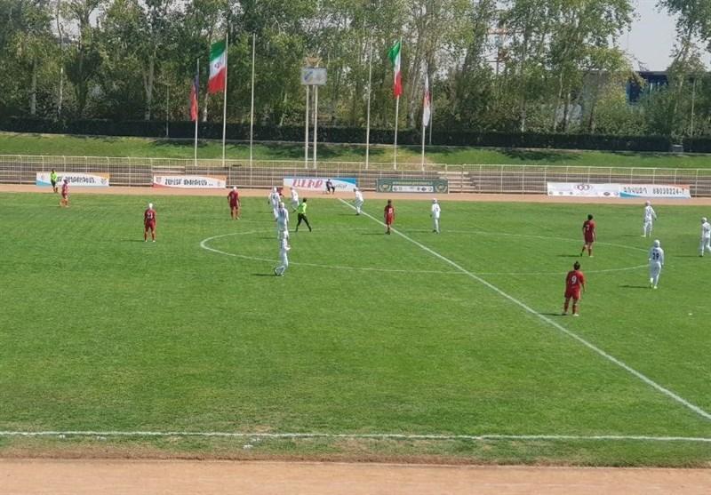 فوتبال مقدماتی قهرمانی آسیا، شکست دختران ایران برابر میانمار