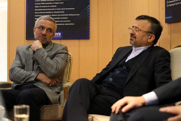 دلیل غیبت رئیس فدراسیون والیبال در اجلاس جهانی تعیین شد