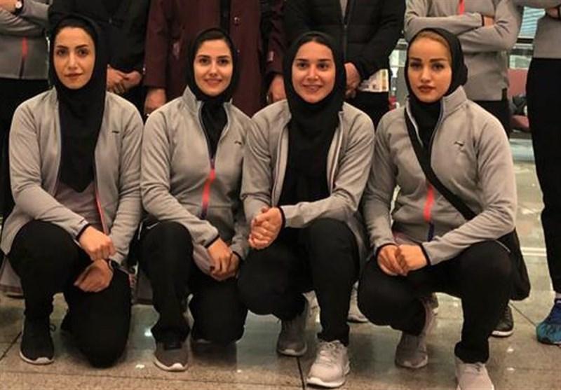 کاتای تیمی بانوان برای مدال طلا می جنگد، علیپور برای برنز