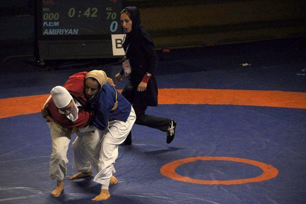مازندران قهرمان مسابقات آلیش بانوان شد