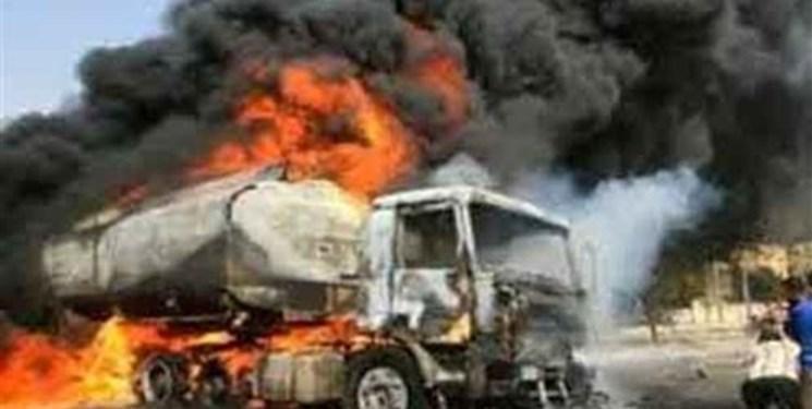 55 کشته در اثر انفجار تانکر حامل سوخت در نیجر