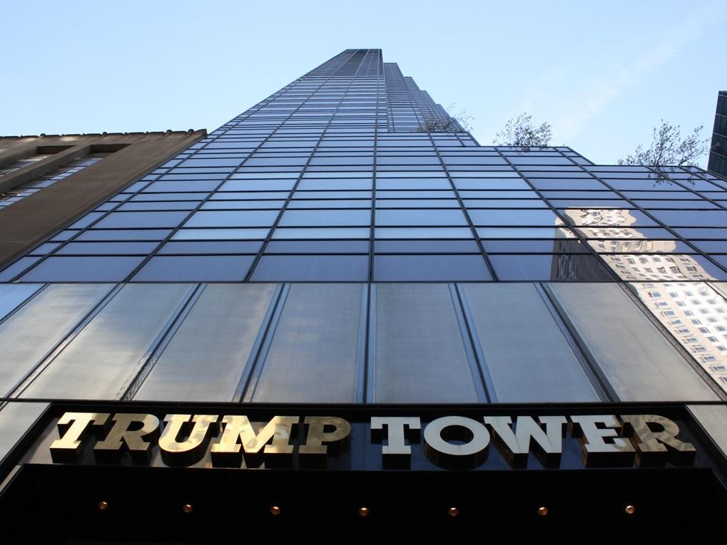 نیویورک اسناد مالیاتی ترامپ را به کنگره می رساند