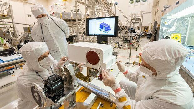 عکاسی رنگی با وضوح بالا از مریخ ممکن می گردد
