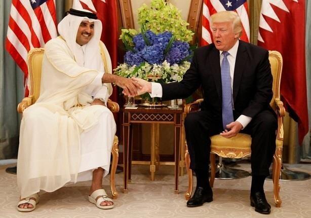 کوشش امیر قطر برای وساطت میان تهران و واشنگتن
