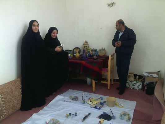 درجه بندی و صدور گواهی کیفیت برای کارگاه های صنایع دستی ایلام کلید خورد