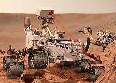 نام مریخ نورد ناسا را دانش آموزان انتخاب می کنند