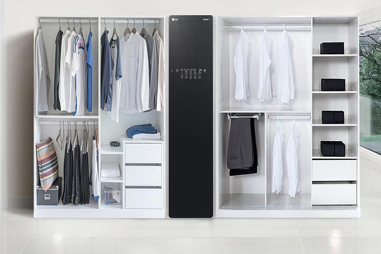 دستگاه استایلر جدید ال جی با دستورات صوتی لباس ها را تمیز نگه داشته، خشک می نماید و اتو می زند