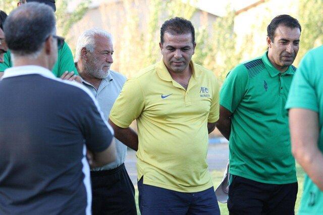 مهابادی: استقلال را خوب بررسی کردیم، می خواهیم در جام حذفی پیروز باشیم