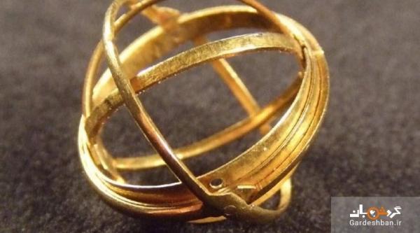 حلقه های باستانی 400 ساله حوزه نجومی